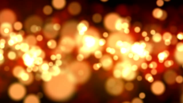 cyfrowa złota musująca tekstura pyłu - christmas background filmów i materiałów b-roll