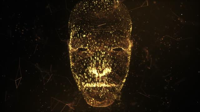 digital head 4K video