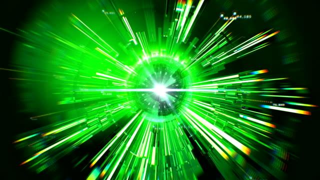 Digital Interface A Green video