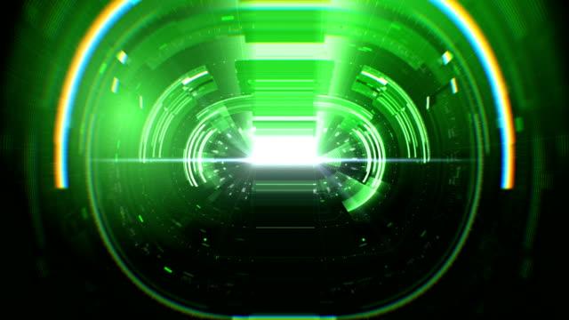 Digital Interface B Green video