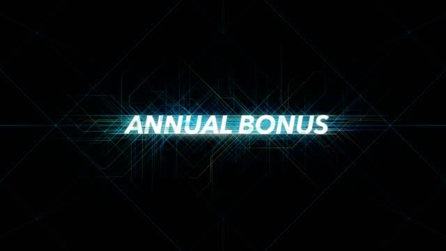 Digital Lines Tech Word - ANNUAL BONUS