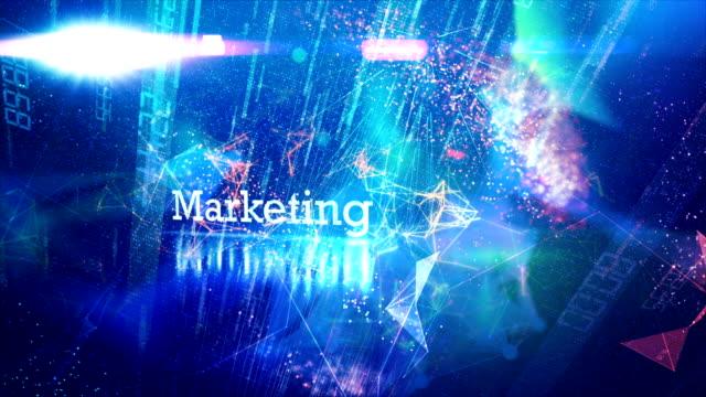 Digital Marketing Digital Display, Business, Corporate Business, Global Business, Information Medium multimedia stock videos & royalty-free footage