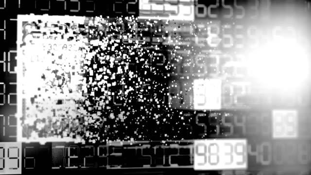 överföring av digitala pengar - kriminell bildbanksvideor och videomaterial från bakom kulisserna