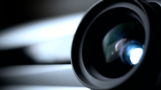 Digital projector video