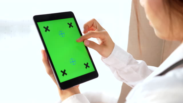 Video Digital tablet ,Chroma key