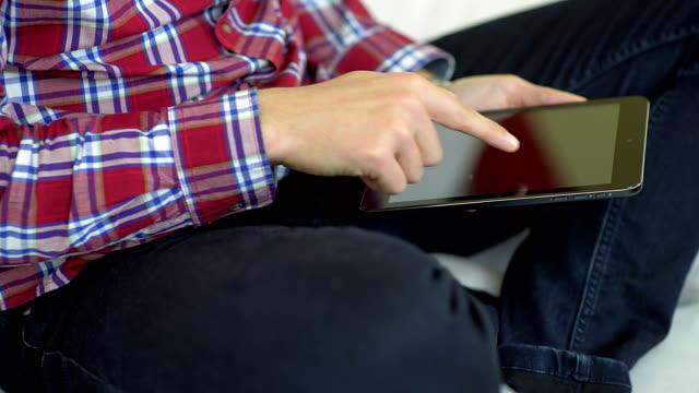 Digital tablet video