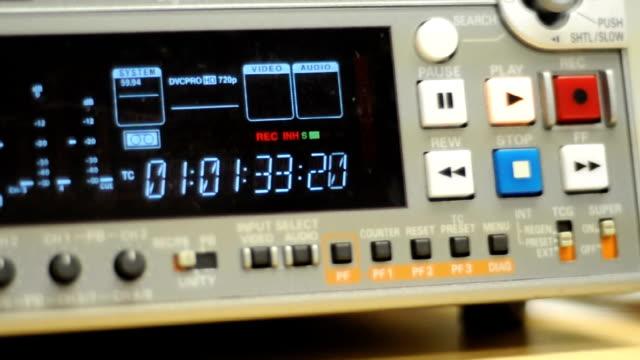 digital tape recorder video