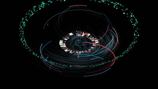 デジタル技術の概要です。 - モノのインターネット点の映像素材/bロール