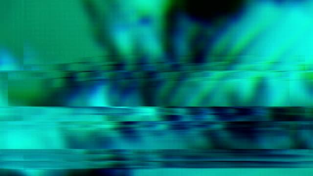 digital tv broadcast glitch - texture computer video stock e b–roll