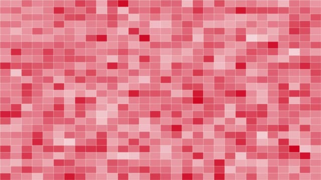 Digitally Pastel mosaic tiles texture background 3D rendering