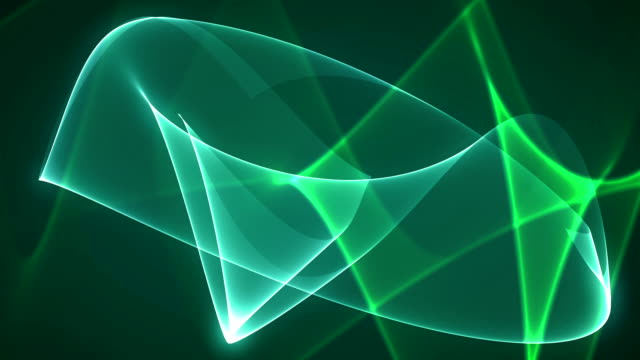 dimension graph mix green the random 3 dimension of graphical color background. caustic light effect stock videos & royalty-free footage