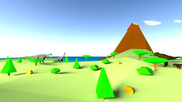 Dino Land (HD)