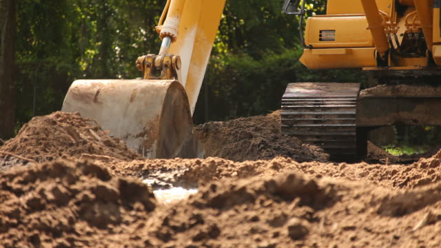 Dirt Excavation video