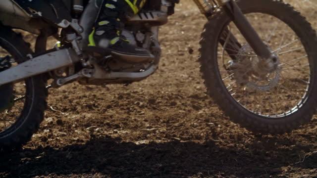 Dirt From Under the Biker Wheels video