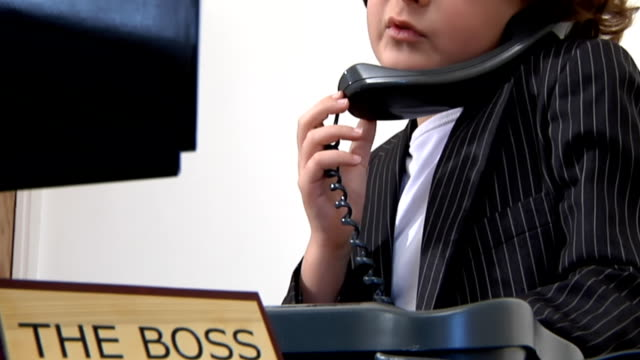 JIB: Disappointed Child Boss video