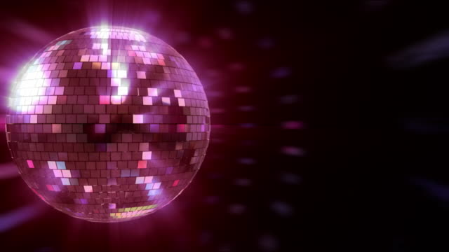 Disco Ball HD video