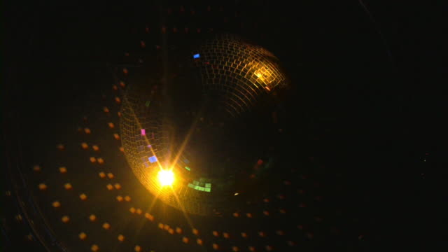 Disco ball video