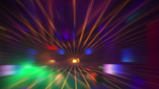 HD Disco Laser Lighting video