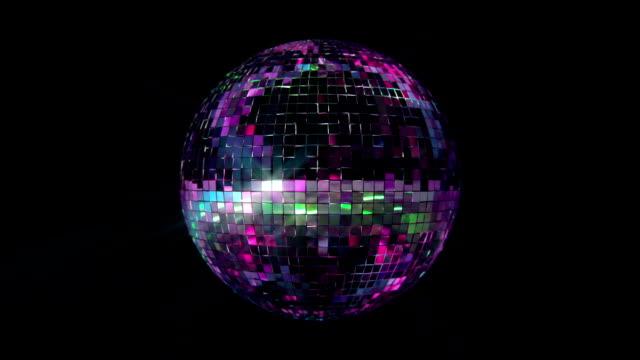Disco Mirror Ball Loop video