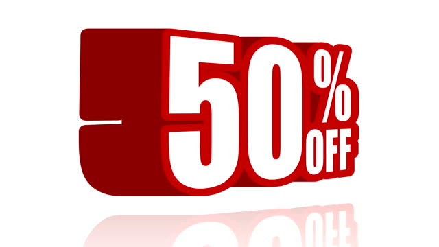 50 % discount jumping