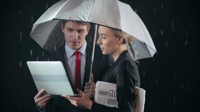 Discussion under Umbrella video