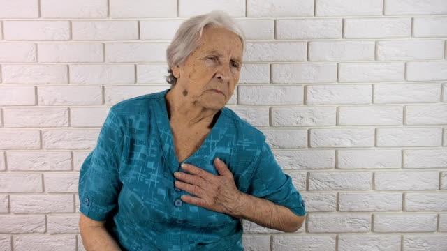 vídeos de stock e filmes b-roll de diseased heart - sistema cardiovascular