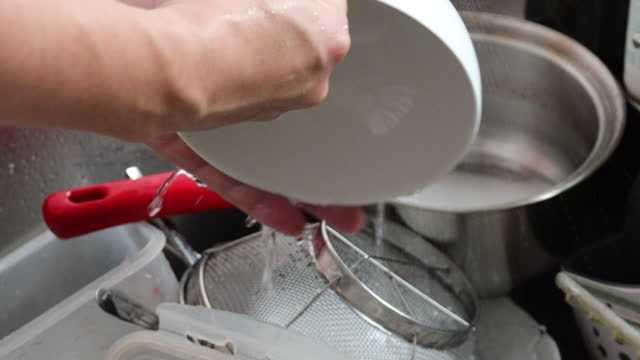 Dish Washing video
