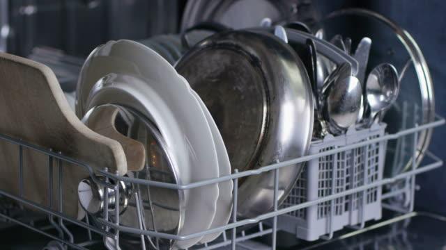 Dishwasher  dishwasher stock videos & royalty-free footage