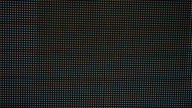 Display technology LED, Abstract TV and Computer screen background Display technology LED, Abstract TV and Computer screen background led light stock videos & royalty-free footage