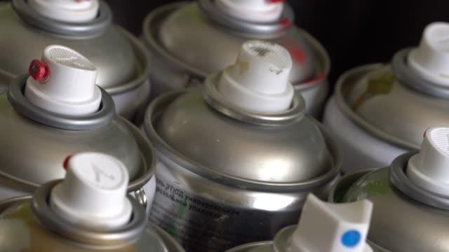 Dispose of Used Aerosol Cans. Household hazardous waste