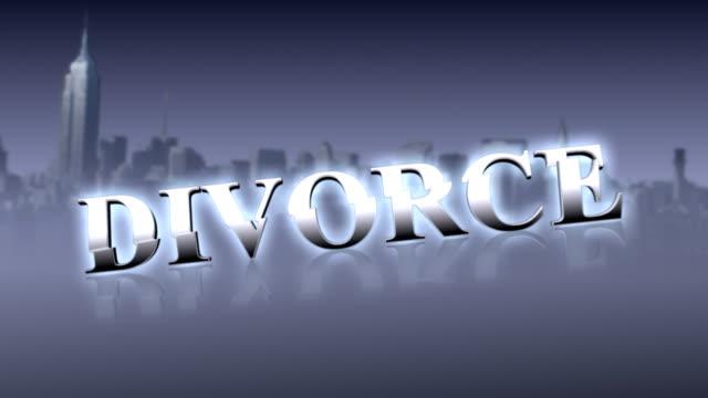 Divorce titles video