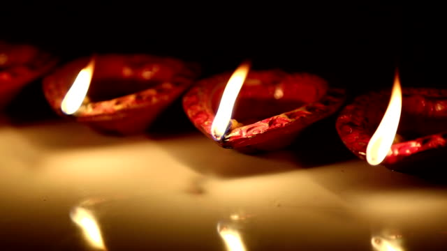 Diwali-fest (traditionelle Indianerfest) – Video