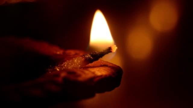 ディワリ(光の祭) - ディワリ点の映像素材/bロール