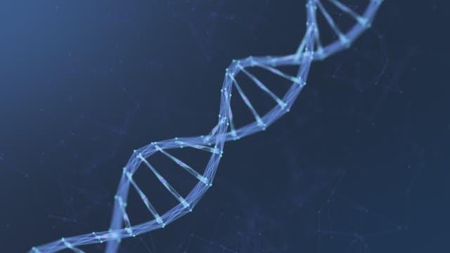 vídeos y material grabado en eventos de stock de trastorno del adn, mutación genética - cromosoma