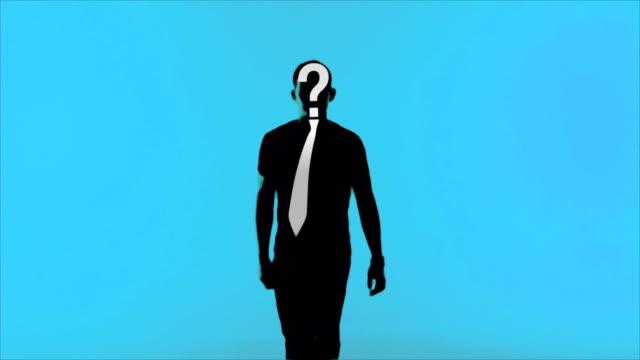 vidéos et rushes de avez-vous une question - ligoté