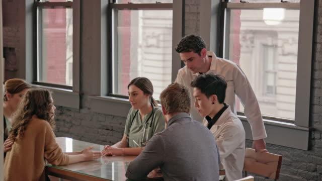 Doctors in Planning Meeting video