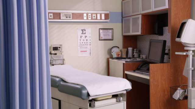 Des Arztes Büroeinrichtung – Video