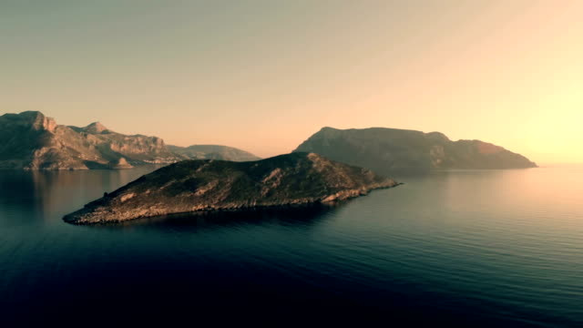 dodecaneso-kalymnos 1 color.2 - dow jones industrial average video stock e b–roll