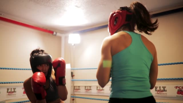 Dodging and Diving in Boxing video