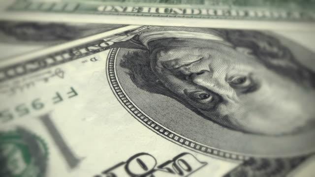 Dollar Background video