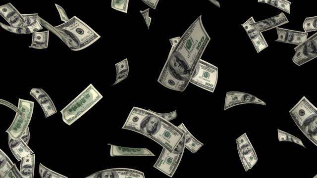 $100 Dollar Bills #2 HD video
