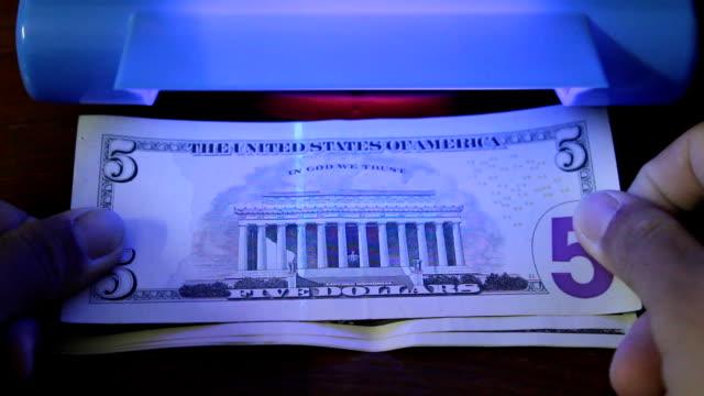 stockvideo's en b-roll-footage met dollar bills - kunstmatig