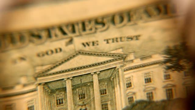 dollar currency - bonus video stock e b–roll