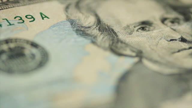 US Dollar Dolly Shot US Dollar Dolly Shot with panning shot. wall street stock videos & royalty-free footage