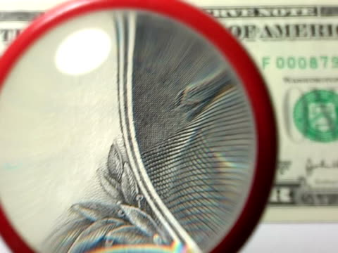 dollar identification video