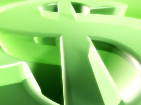 vídeos y material grabado en eventos de stock de dólar fondo verde ntsc - accesorio financiero
