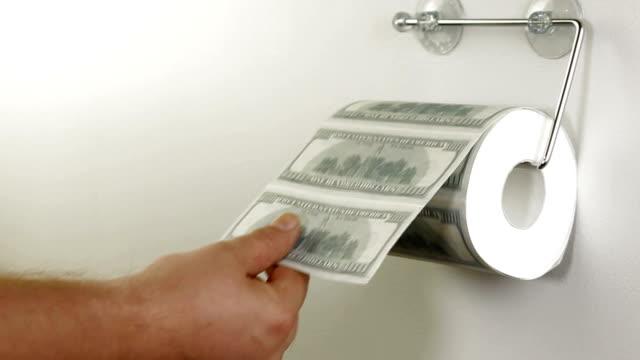 Dollar Toilet Paper video