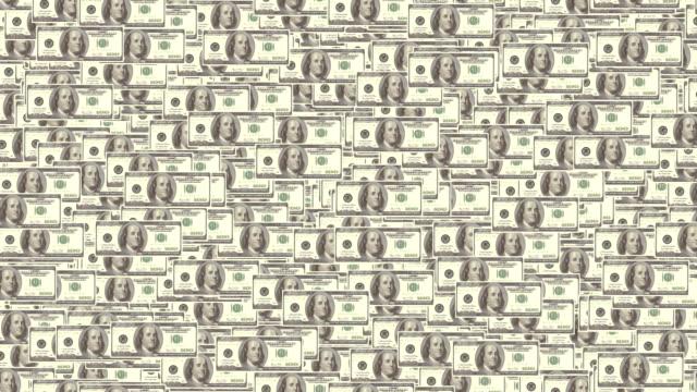 доллары сша - dollar bill стоковые видео и кадры b-roll