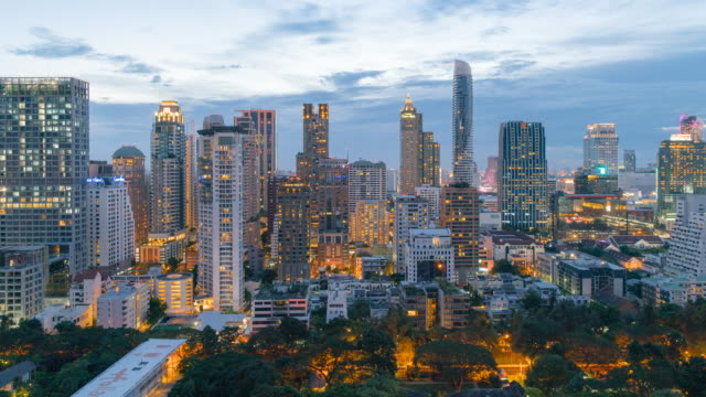 Dolly Shot Central Business District Thailand, Day to night time-lapse , bangkok landmark Dolly Shot Central Business District Thailand, Day to night time-lapse , bangkok landmark, 4K(UHD) Apple ProRes 422 (HQ) 3840x2160 format bangkok stock videos & royalty-free footage