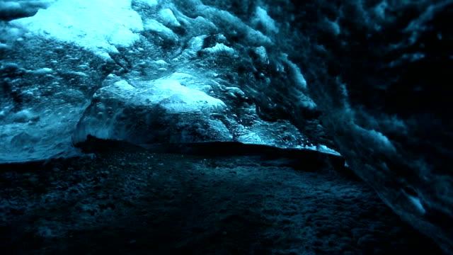 HD dolly shot: Ice Cave at vatnajokull Glacier jokulsaron Iceland HD dolly shot: Ice Cave at vatnajokull Glacier jokulsaron Iceland, 1920x1080 Format cave stock videos & royalty-free footage